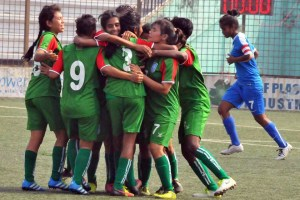 Bangladesh Lifts The Title Of SAFF U15 Girls Championship - TexasNepal