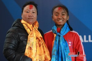 Nepal U15 Girls Team Skipper Preeti Rai: We Hope To Win The Title(with video) - TexasNepal