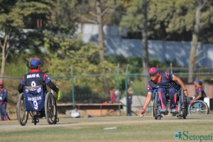 Nepal defeats India by 65 runs - Khel Dainik