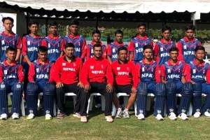 Nepal defends Title - Khel Dainik