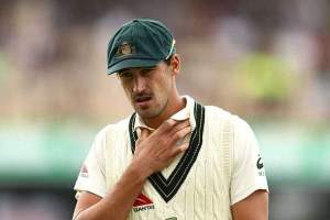 Starc and Overton out of Boxing day test - Khel Dainik