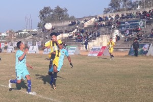 Hosts Far West Pashupati in Finals - Khel Dainik