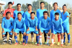 Bhairav Sports Club in quarterfinals - Khel Dainik