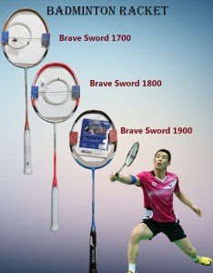 Victor brave sword badminton rackets also specification of khelmart rh
