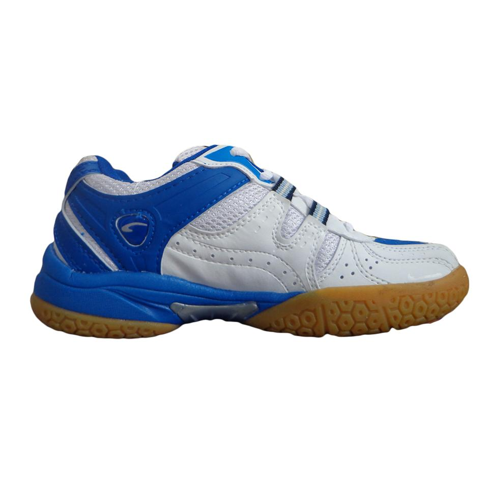 PRO ASE Court Badminton Shoe Blue and White  Buy PRO ASE