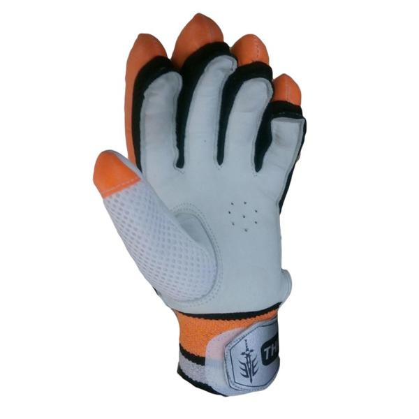 Thrax Neo 11 Cricket Batting Gloves Size Youth White And