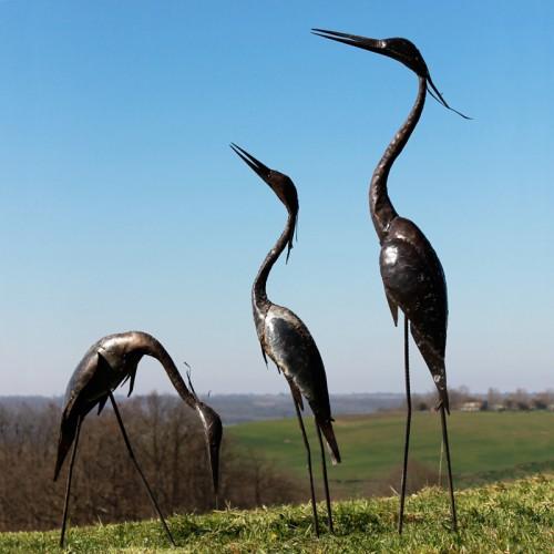 Sculpture animaux pour jardin  Khenghua