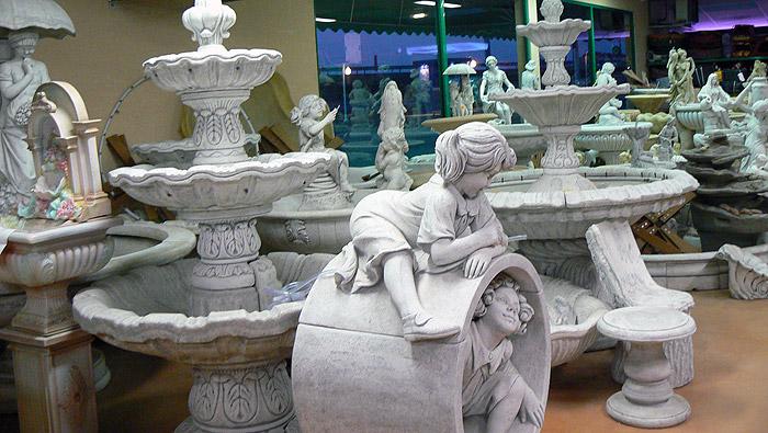 Deco Statue Jardin Khenghua