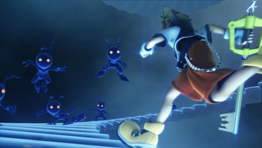 Image result for kingdom hearts 2 intro