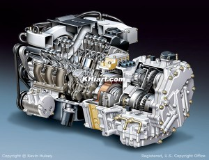 Hybrid cars, FCHV, ev electric cars, and alternative energy green cars