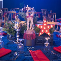 Baby Table And Chairs Outdoor Rafael Dray The Greatest Showman - Khim Cruz | Wedding Event Stylist Davao