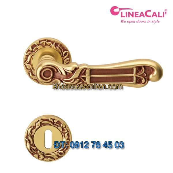 Báo giá khoá cửa thông phòng tay gạt Tiffany 1308-RB-113 của Linea Calì