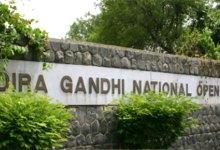Indira Gandhi National Open University (IGNOU) UGC
