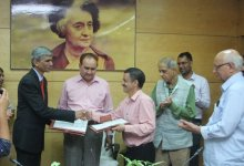 IGNOU and MKCL Signed MoU for BBA Service Management at Workplace