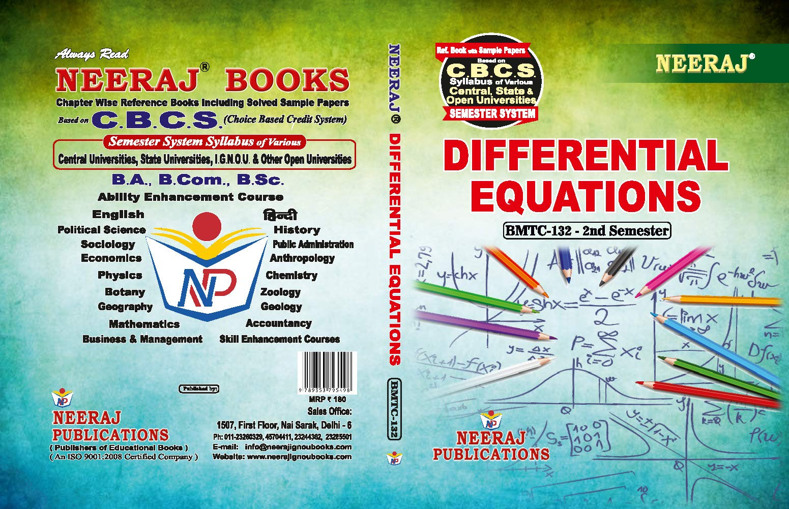 BMTC-132 Book Cover Image