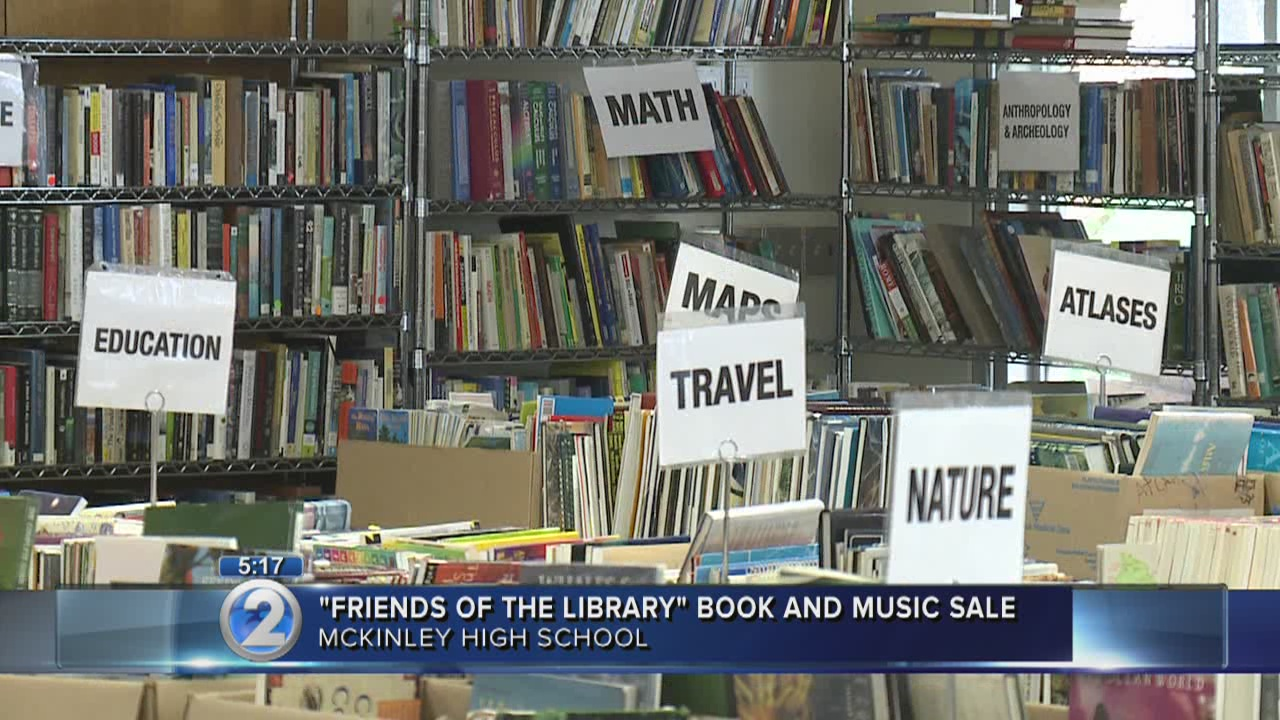 Friends of the Library of Hawaii Book and Music Sale