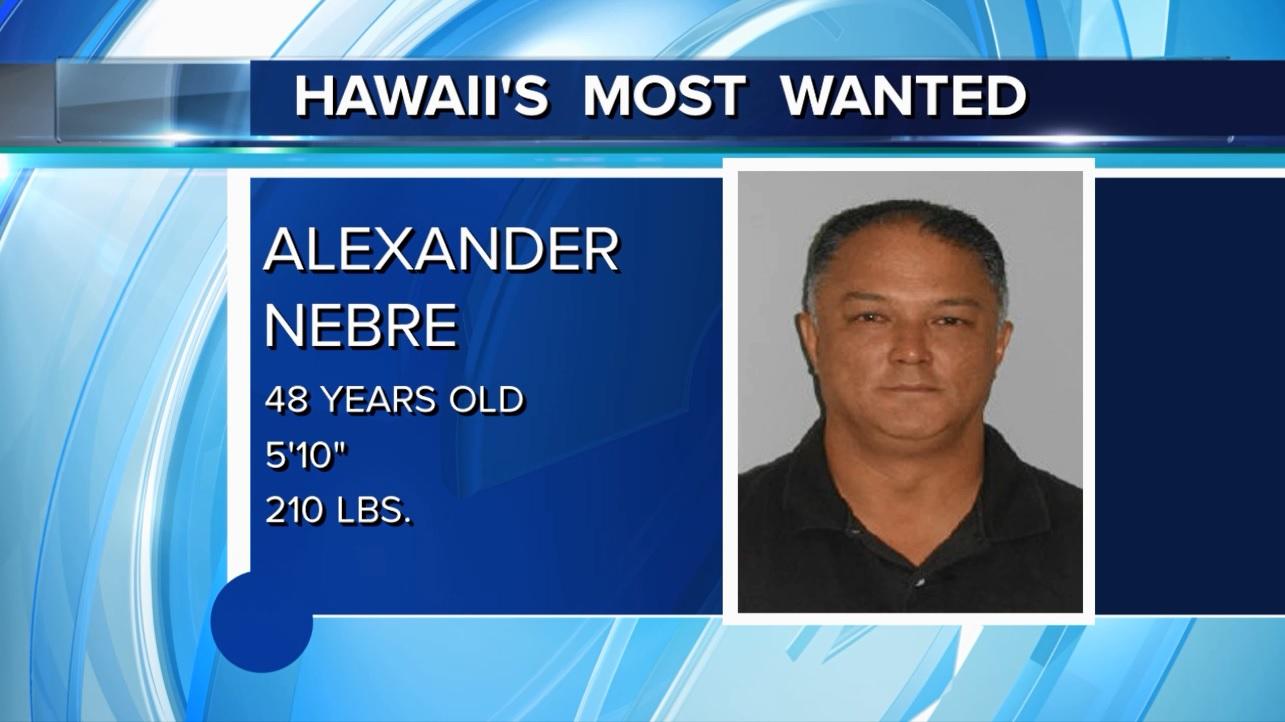 Alexander Nebre Hawaii's Most Wanted_77611