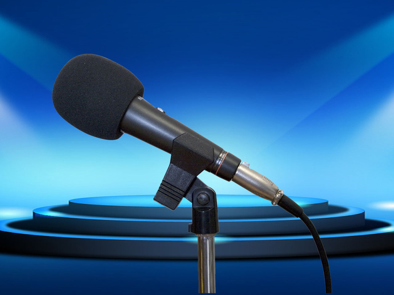microphone and stage_82984