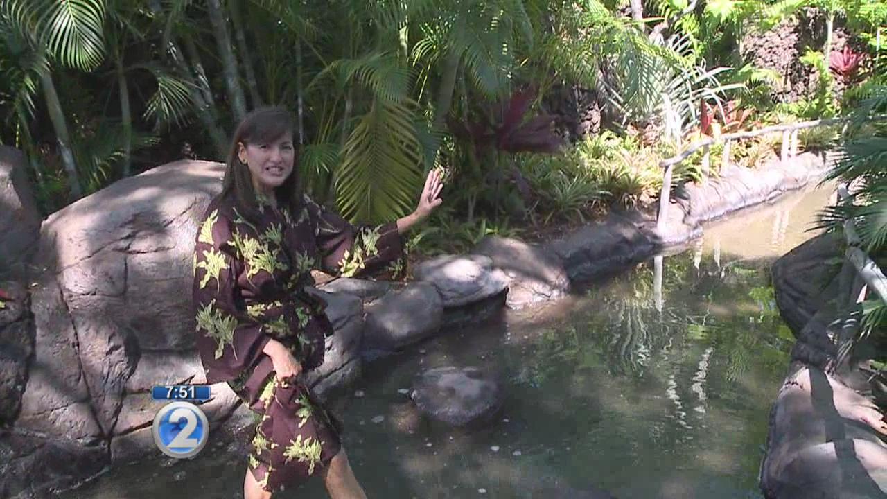 Exploring Hawaii Island: Hualalai Spa