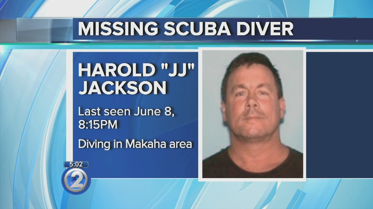 Search underway for missing diver near Makaha Beach Park