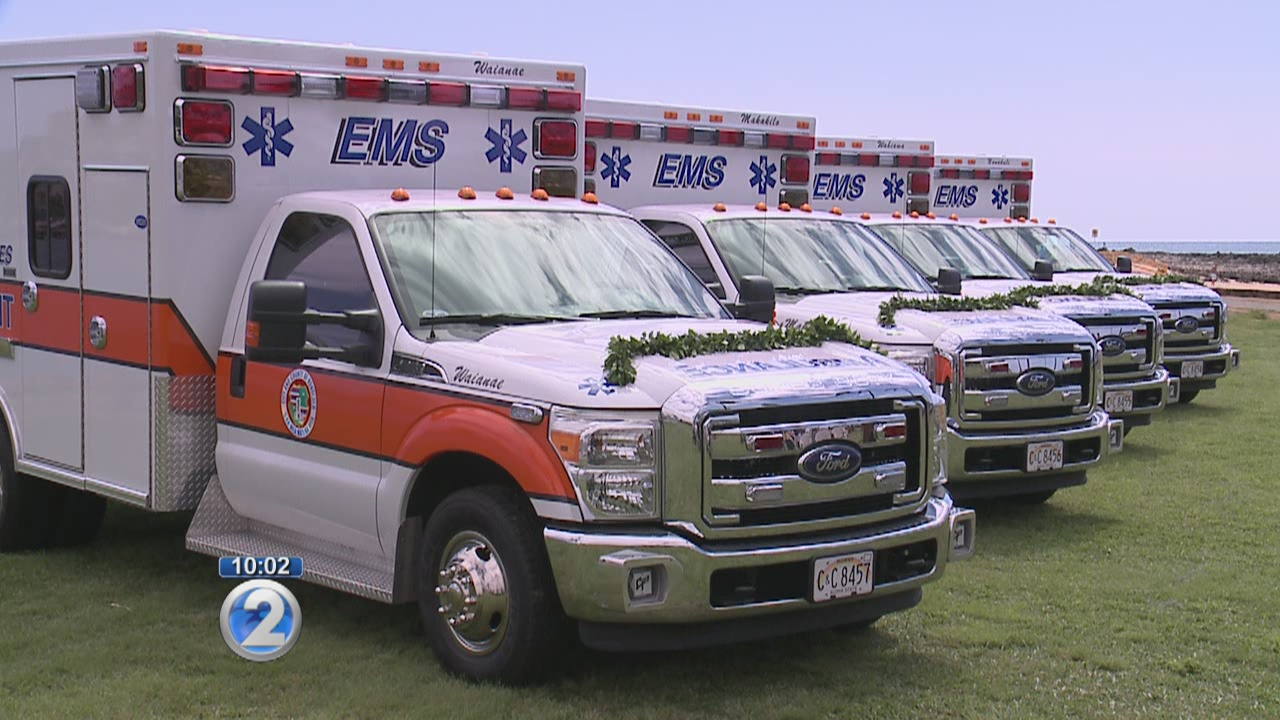 Oahu EMS issues continue despite steps to fix it