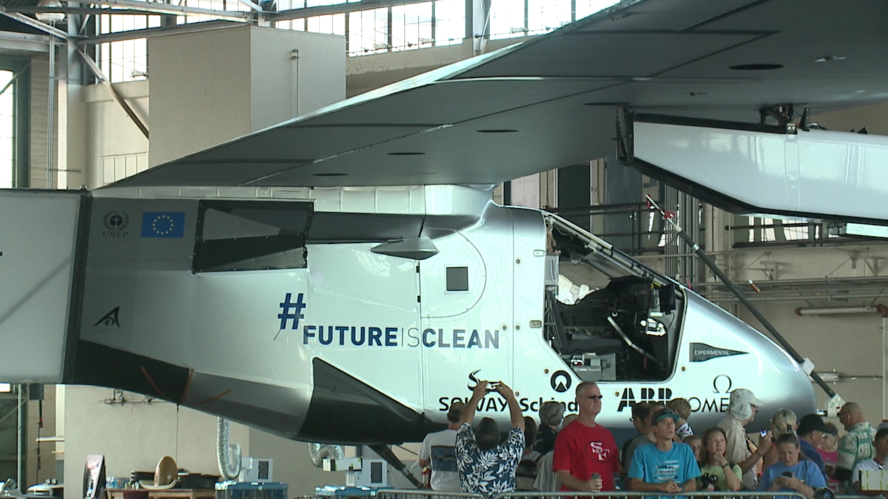 Solar Impulse 2 Public Viewing_103482