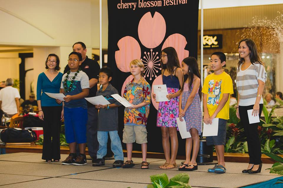 63rd Haiku winners Kahala Mall_116039