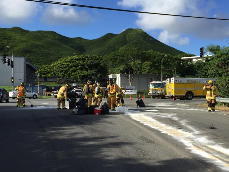 Chemical Spill, Kailua (2)_124507