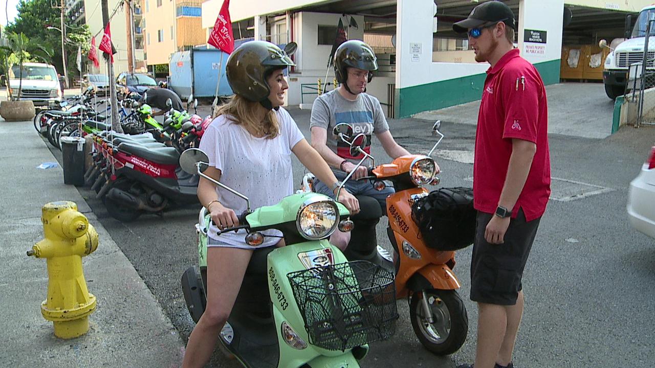 moped riders helmet law_139824