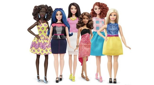 new barbie mattel_140571