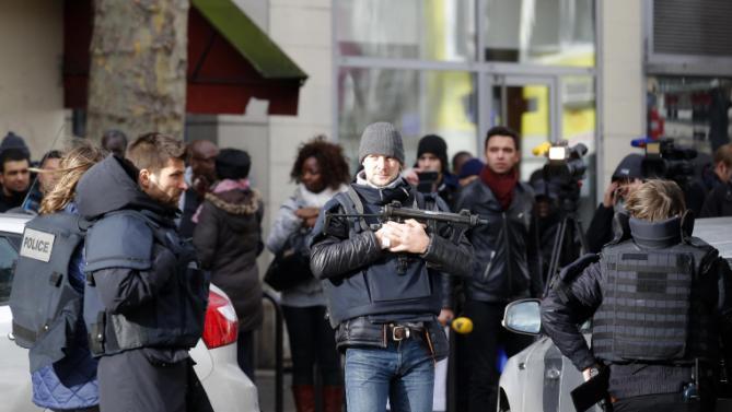 France Paris Attacks Anniversary_137201