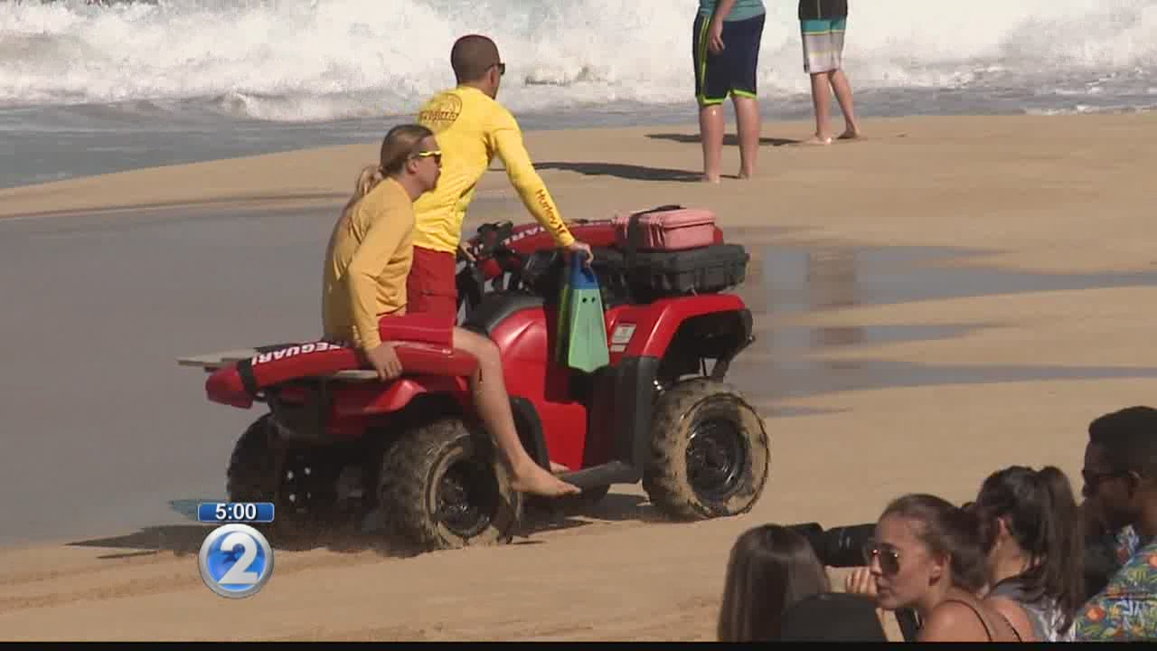 Ocean Safety considers longer shifts for lifeguards