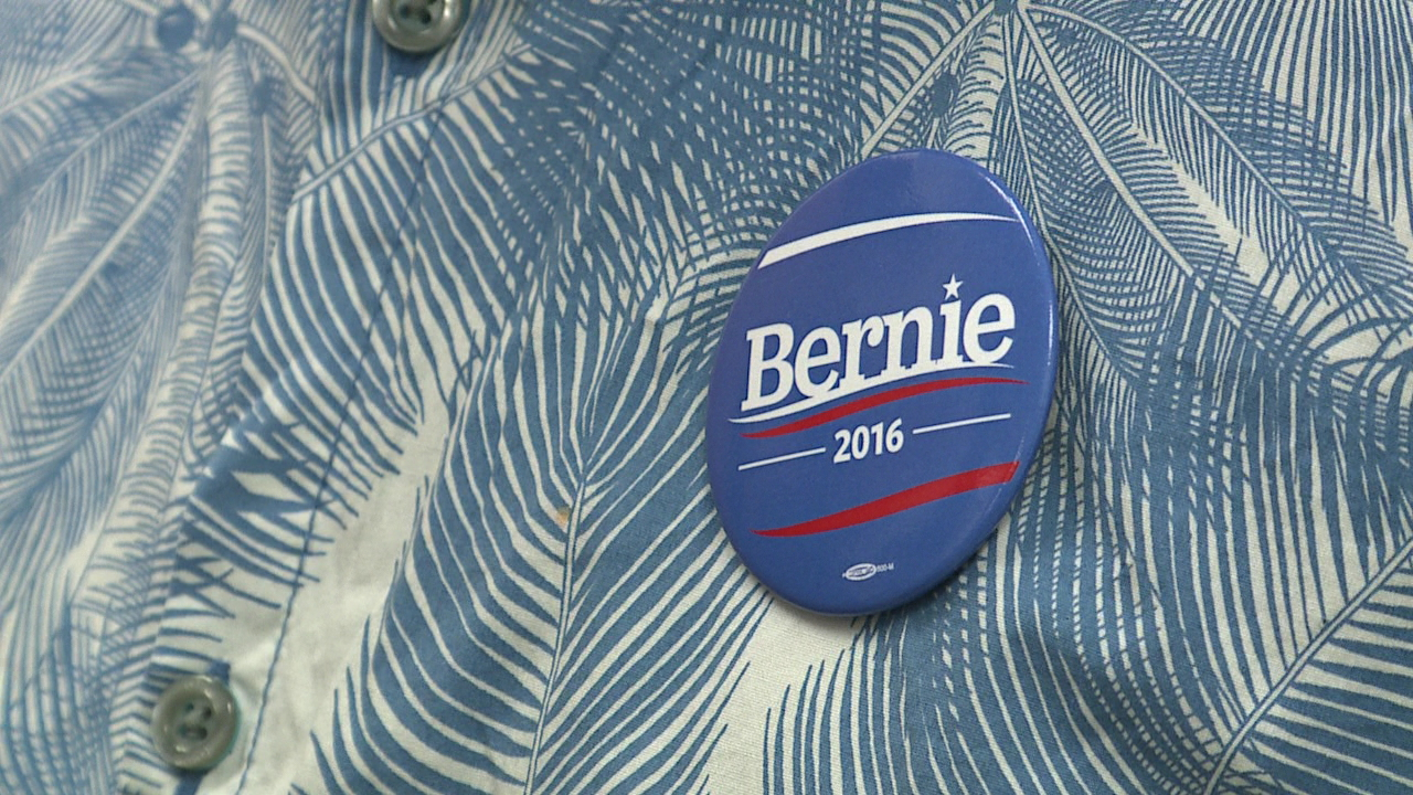 bernie button hawaii_149729