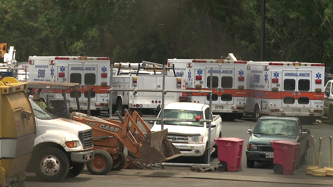 ems ambulance facility maintenance_157873