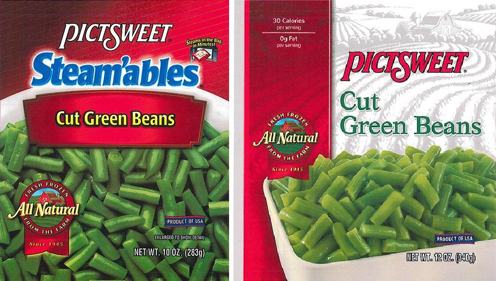 pictsweet green bean recall_156373