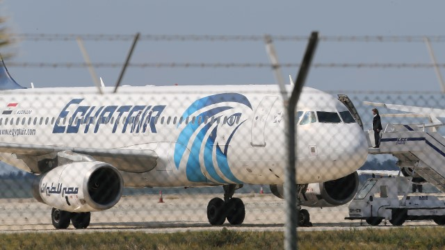 Cyprus Hijacked Plane_157847
