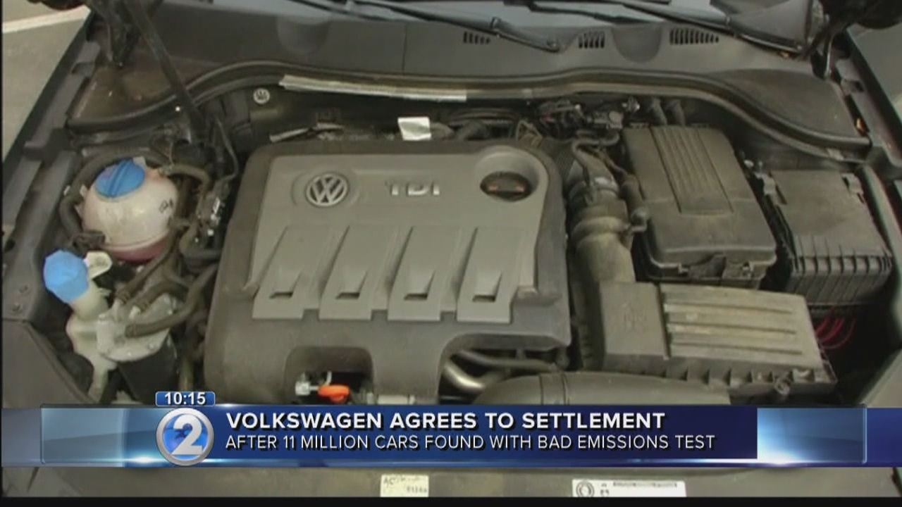 Hawaii drivers benefit from Volkswagen settlement over emissions fraud