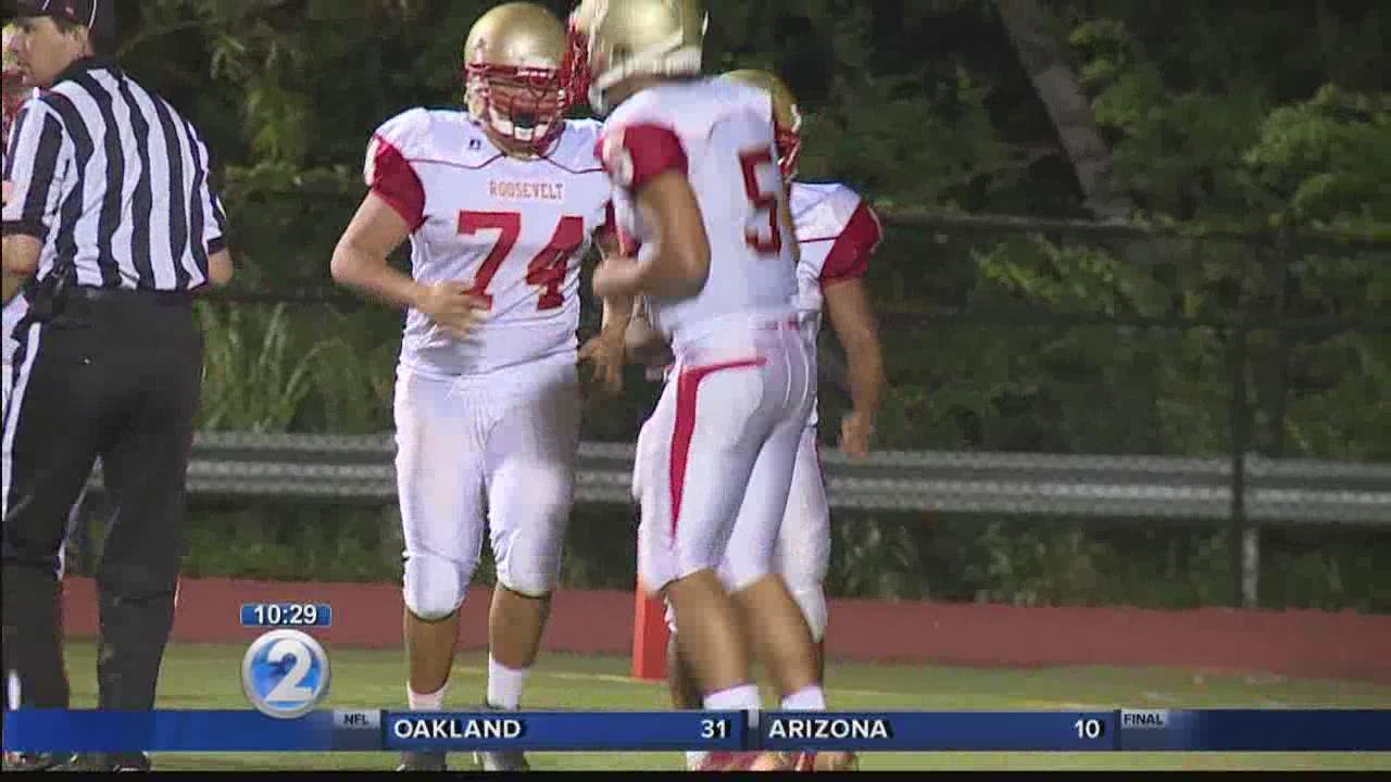 #Cover2 Hawai'i high school football scores 8/12/16