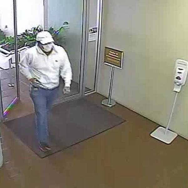 Police seek suspect that robbed First Hawaiian Bank in Kaimuki