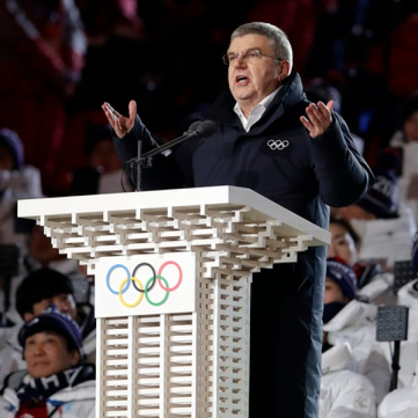 Pyeongchang Olympics Opening Ceremony_243580