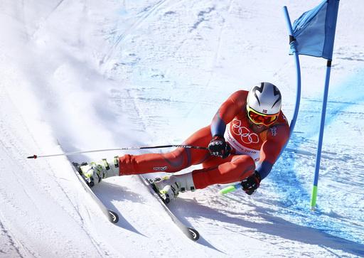 Pyeongchang Olympics Alpine Skiing_241975