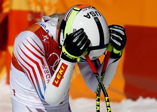 Pyeongchang Olympics Alpine Skiing_242197