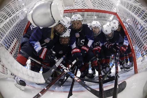 Pyeongchang Olympics Ice Hockey Women_243005