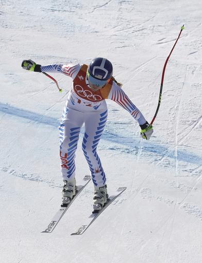 Pyeongchang Olympics Alpine Skiing_243127