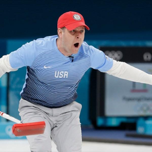 Pyeongchang Olympics Curling Men_243567