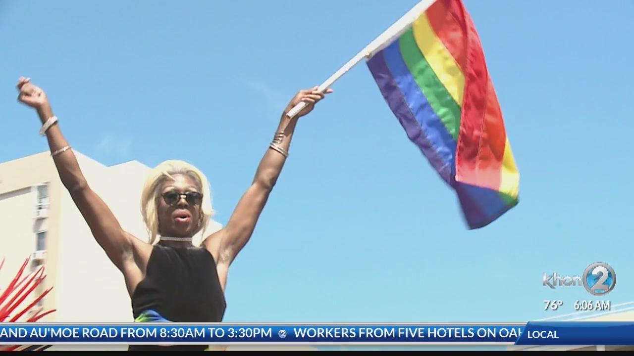 Honolulu Pride Parade to take place this Saturday in Waikiki