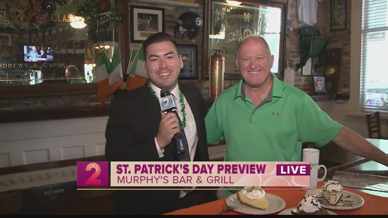 St.Patrick's Day at Murphy's Bar & Grill