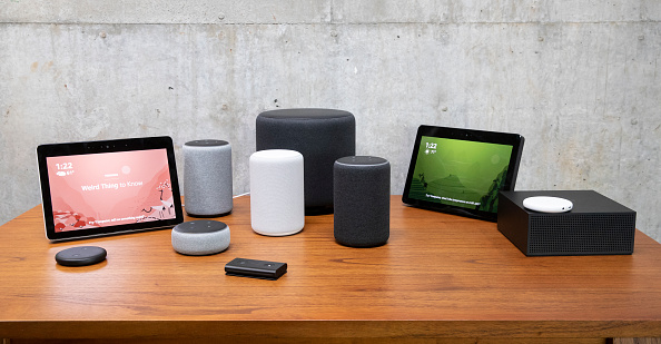 amazon echo alexa product lineup-846653543