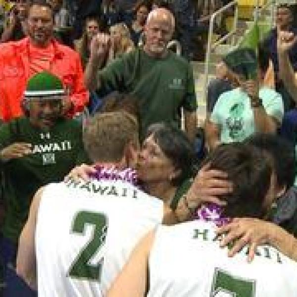Road to a Championship: Warriors want a national title for Hawaii fans
