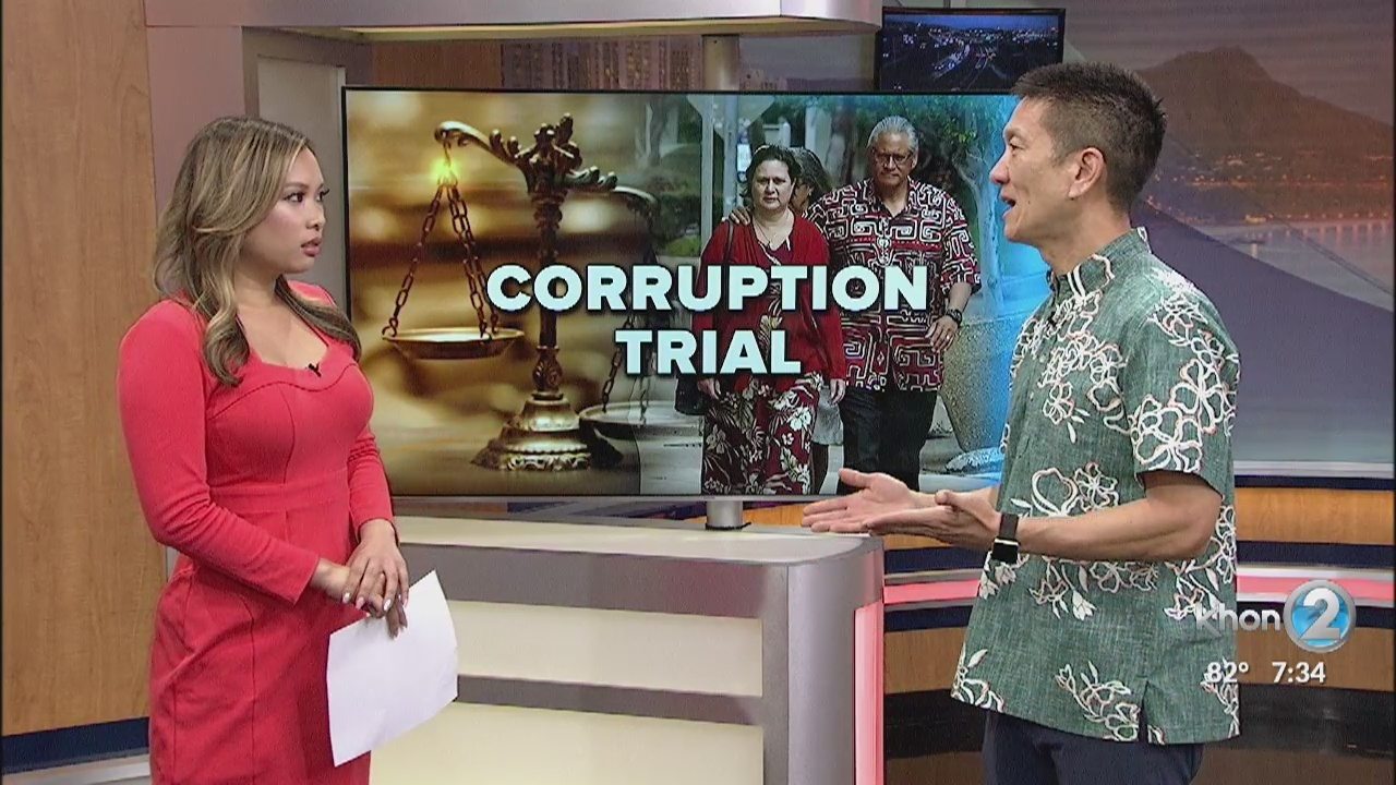 Doug Chin discusses Kealoha Trial